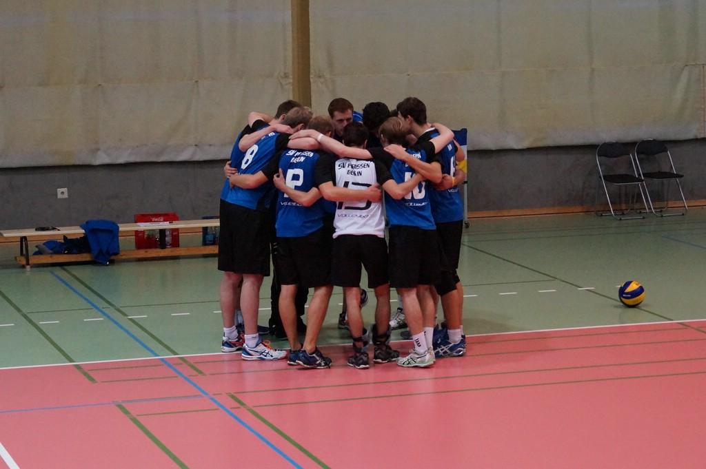 12. Spieltag: VC Potsdam-Waldstadt – SV Preußen Berlin