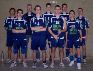 Mannschaftsfoto SVP I
