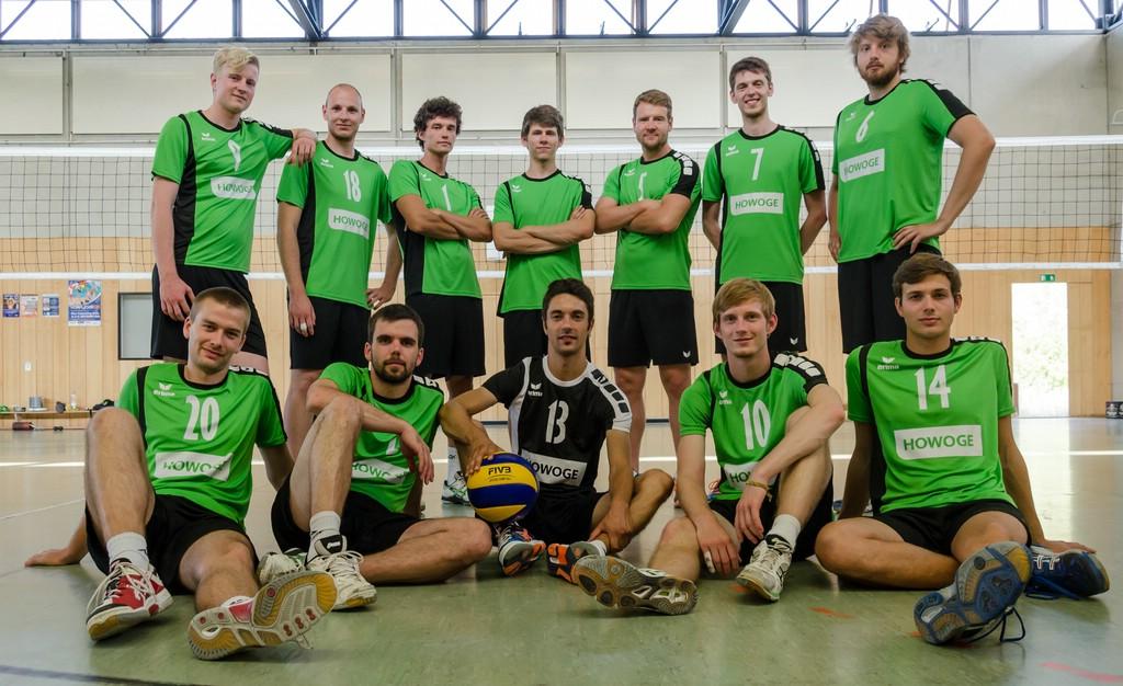 Herren I Dritte Liga Nord Preu En Volleys