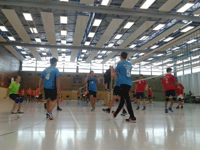 1. Spieltag Jugend U18