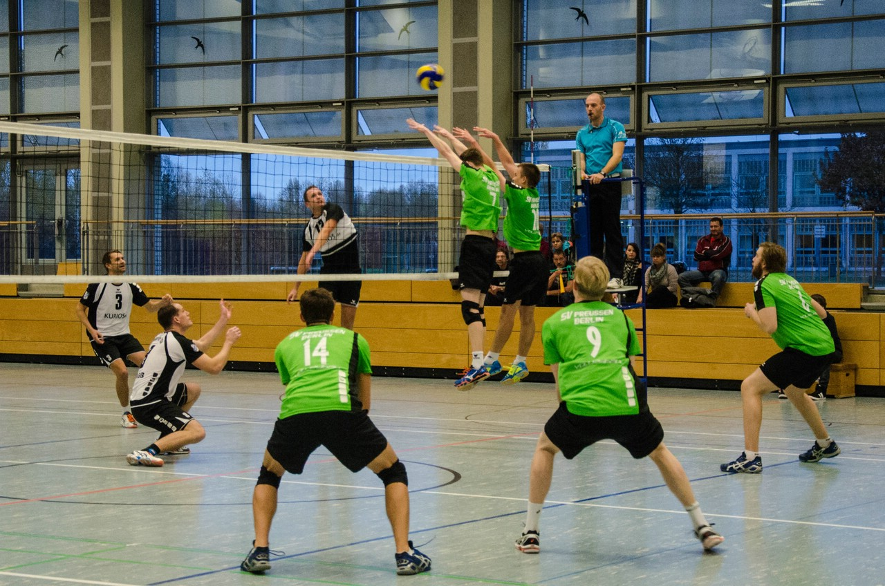 6. Spieltag Dritte Liga Nord – SV Preußen Berlin – Niendorfer TSV
