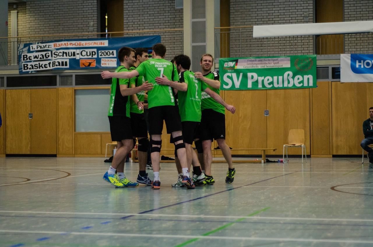 15. Spieltag Dritte Liga Nord – SV Preußen Berlin – Oststeinbeker SV
