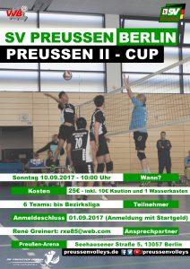 Preußen II – Cup