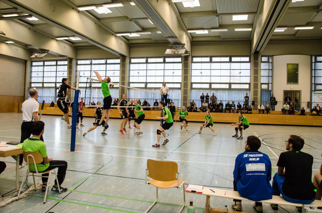 5. Spieltag Dritte Liga Nord – SV Preußen Berlin – TSGL Schöneiche