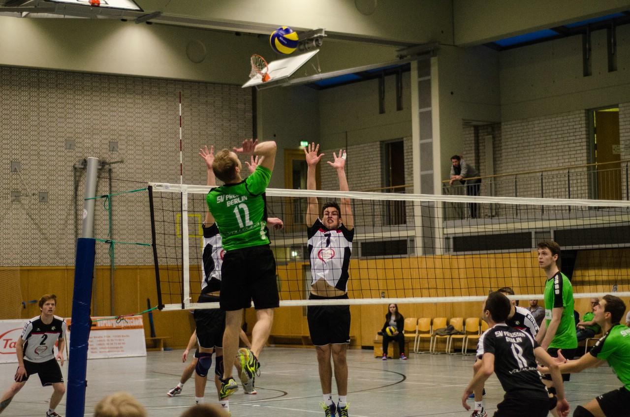 13. Spieltag Dritte Liga Nord – SV Preußen Berlin – KMTV Eagles