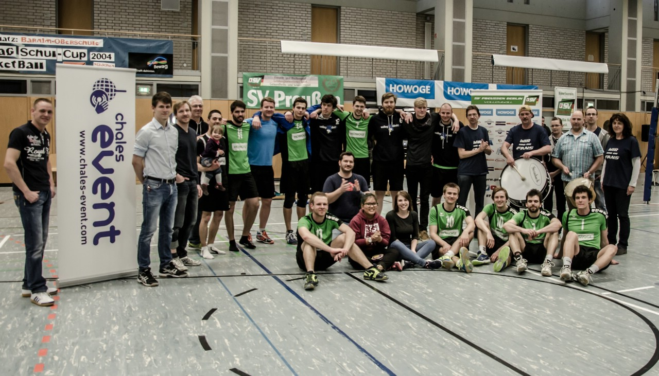 20. Spieltag Dritte Liga Nord – SV Preußen Berlin – TKC Wriezen