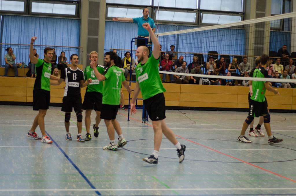 1. Spieltag Dritte Liga Nord – SV Preußen Berlin – TKC Wriezen