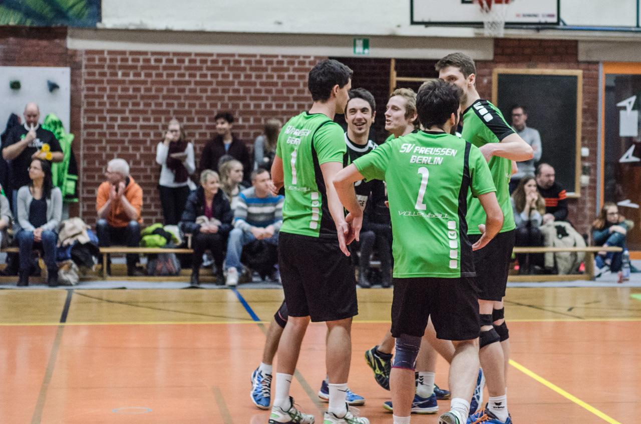 12. Spieltag Dritte Liga Nord – USC Magdeburg – SV Preußen Berlin