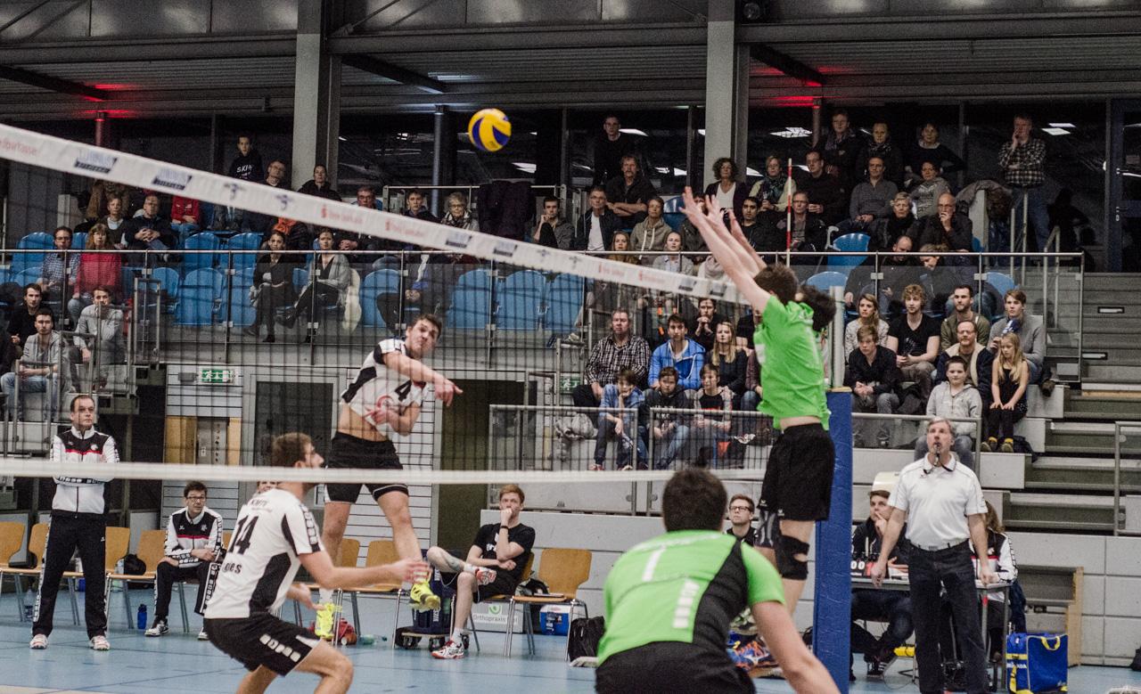 13. Spieltag Dritte Liga Nord – KMTV EAGLES – SV Preußen Berlin