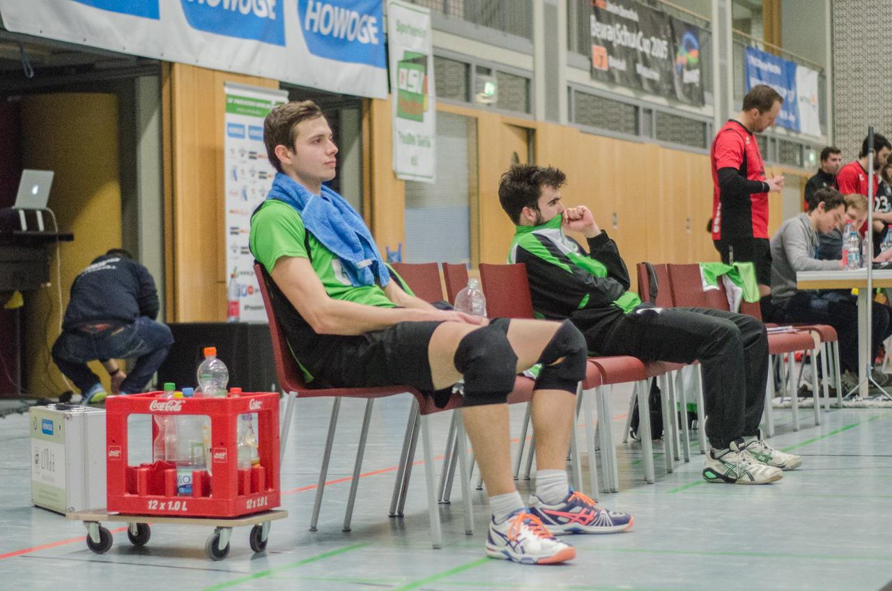 16. Spieltag Dritte Liga Nord – SV Preußen Berlin – TSV 1860 Spandau