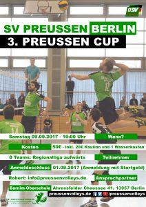 3. Preußen Cup