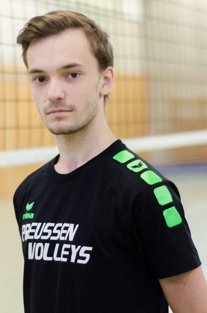 37 Patrick Dimmel Preu En Volleys