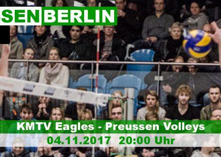 5. Spieltag gegen KMTV Eagles
