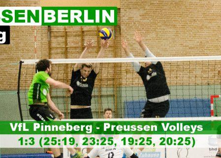 10. Spieltag gegen VfL Pinneberg