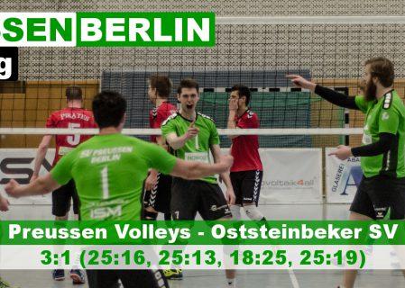 12. Spieltag gegen den Oststeinbeker SV