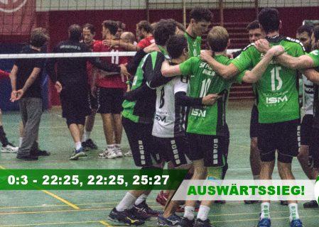 6. Spieltag gegen den Eimsbütteler TV