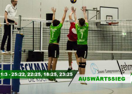 13. Spieltag gegen den Kieler TV 2