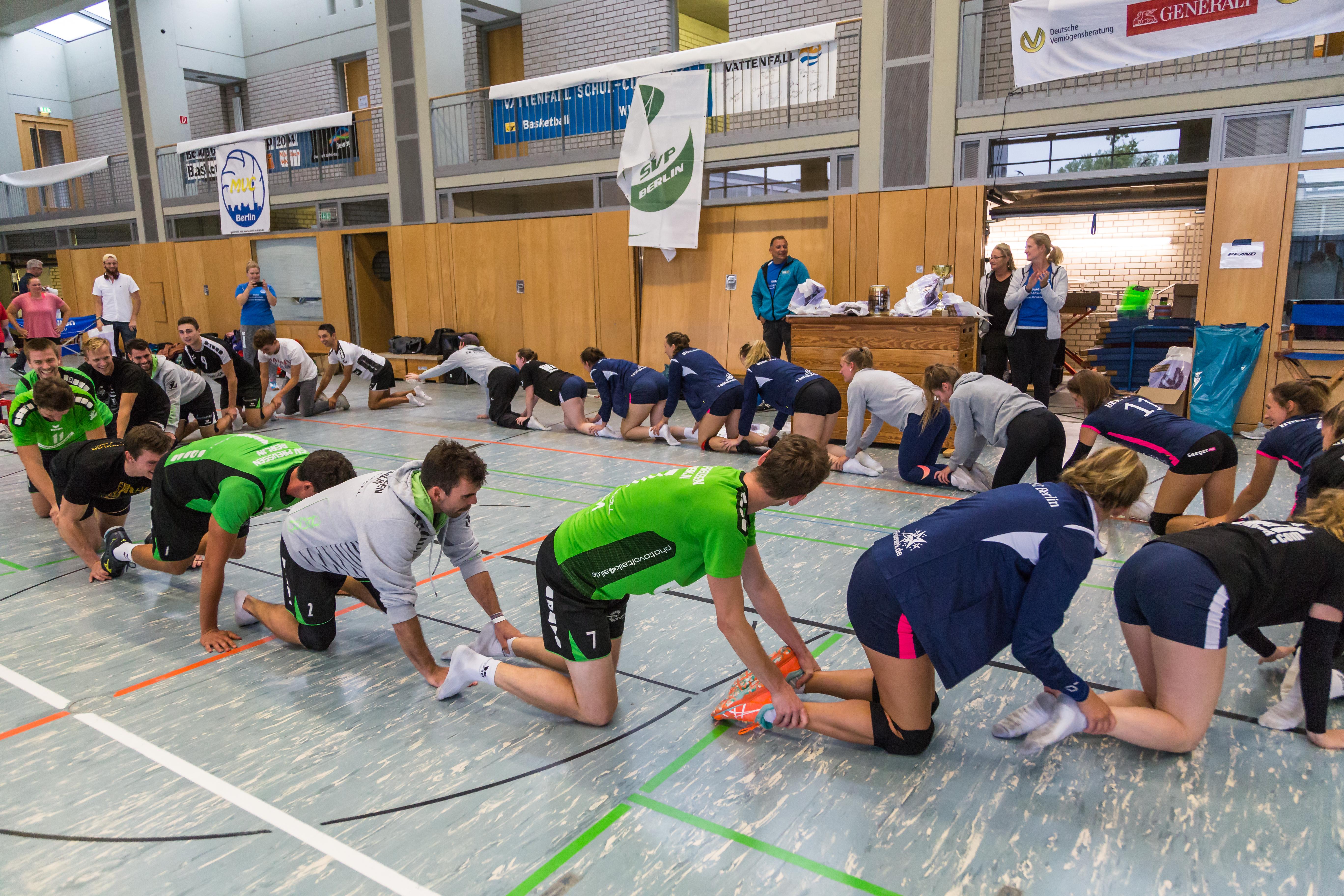 5. Preußen Cup / 1. DVAG Cup