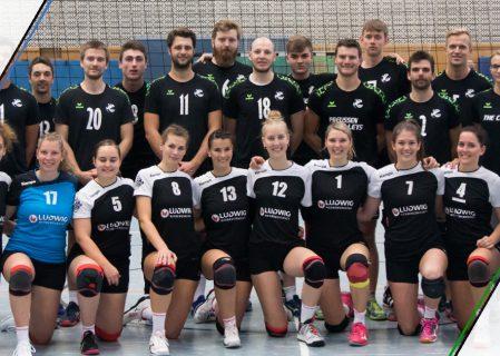 1. Spieltag gegen die VG Halstenbek-Pinneberg
