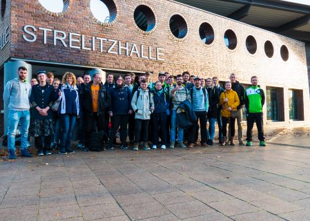 5. Spieltag gegen den PSV Neustrelitz