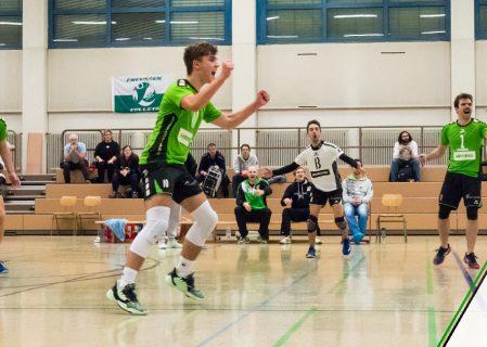 9. Spieltag gegen den TSV Spandau 1860