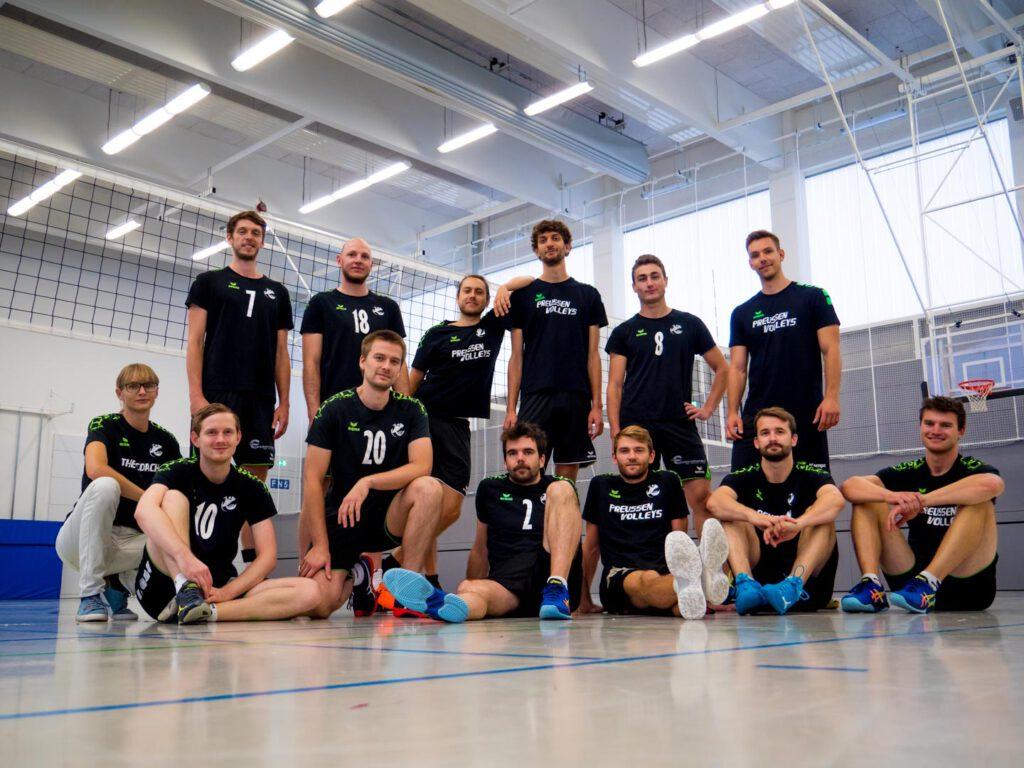 SV Preußen Berlin - Herren I - Team 2021